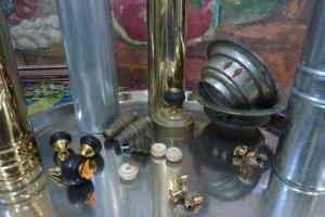 Труба для самовара и запасные части