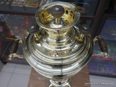 Антикварный самовар Рюмка , ТПЗ. Арт.425аL