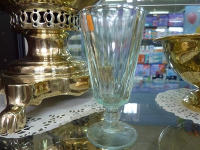 Лафитники - рюмочки граненные из СССР, цена за 1 штуку