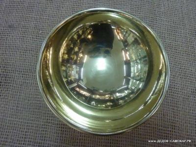 Новая полоскательная чаша под самовар. Арт.101пч