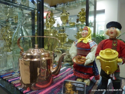 Антикварный медный чайник 1882-1896 г,  3,5 л. Арт.22чнм