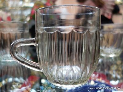 Кружка пивная, пузатая, СССР, 1950-60 годы,  0,5 литра