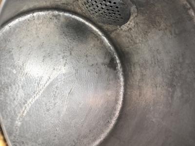 Советский латунный чайник, 1954 год , 5,5 л. Арт.108члК