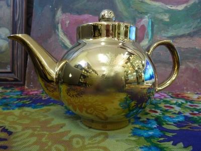 Чайник для заваривания чая, новый, современный. АРТ.1зч