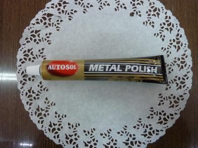 Полироль для латуни и других металлов